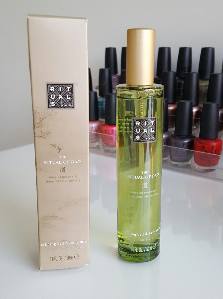 Rituals bed & body mist