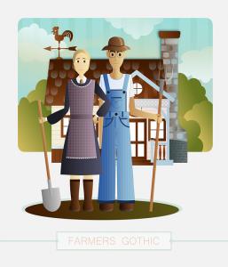 farmers-gothic-1084205_960_720