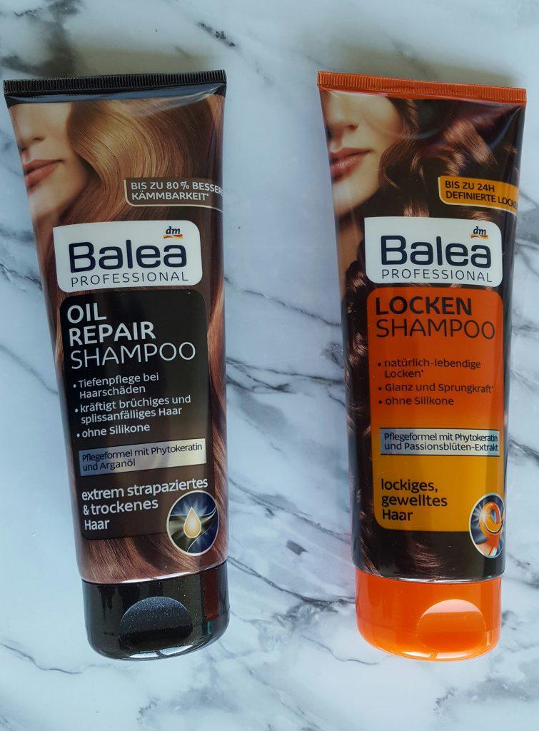 Shoplog DM burgertrutjes shampoo balea