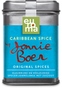 Jonnie Boer original spices burgertrutjes
