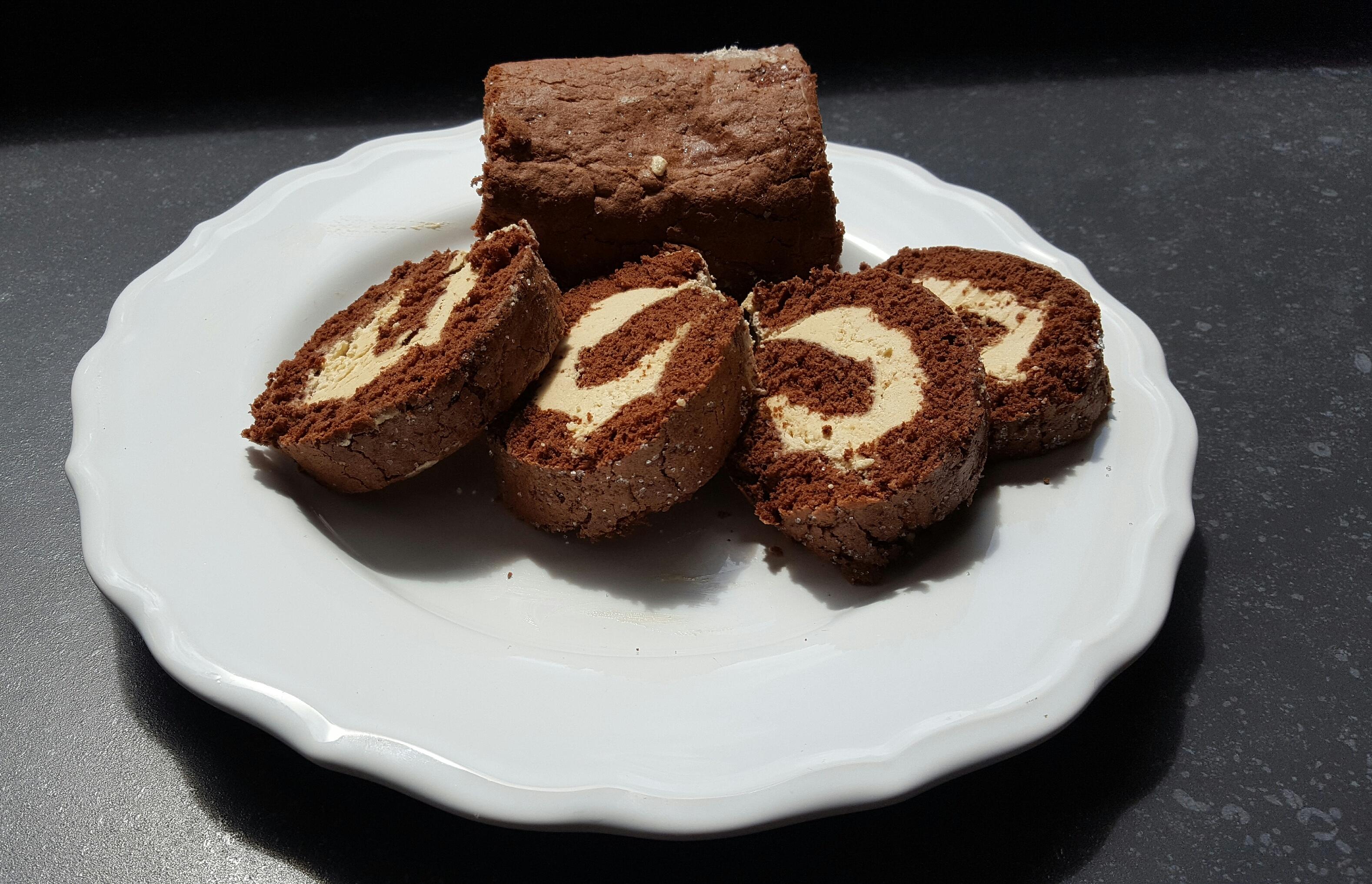 cakerol met mokka recept burgertrutjesNL
