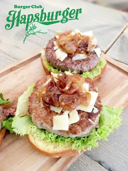 Burgertrutjes beste hamburgertent