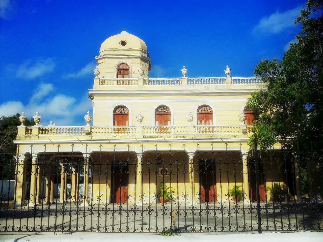 Merida Mexico  beste steden 2017 burgertrutjes