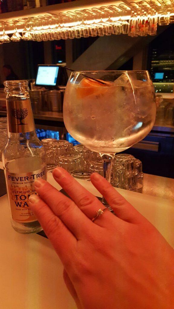 burgertrutjes gin tonic aanzoek nhow rotterdam