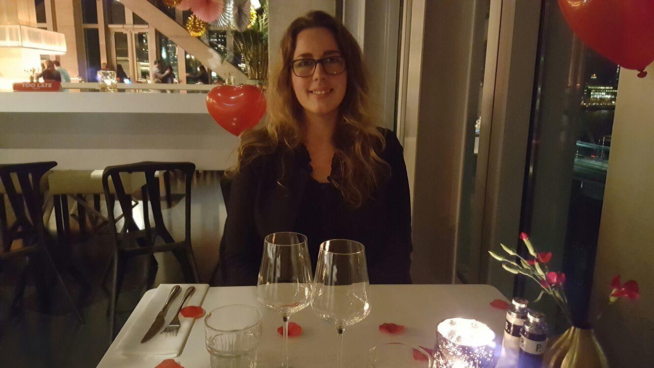 nhow rotterdam romantisch dineren aanzoek
