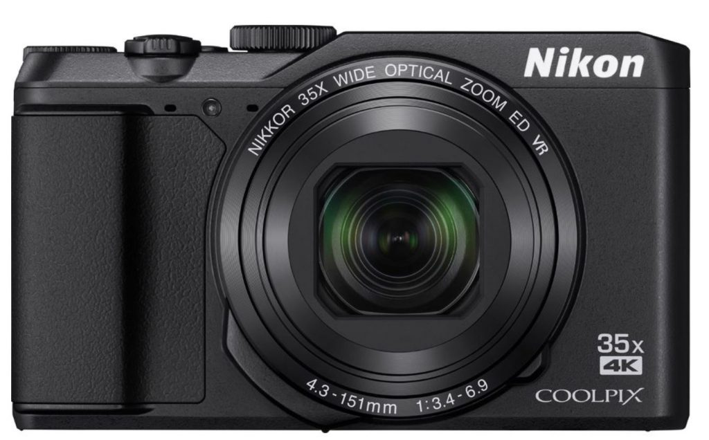 nikon coolpix nieuwe camera