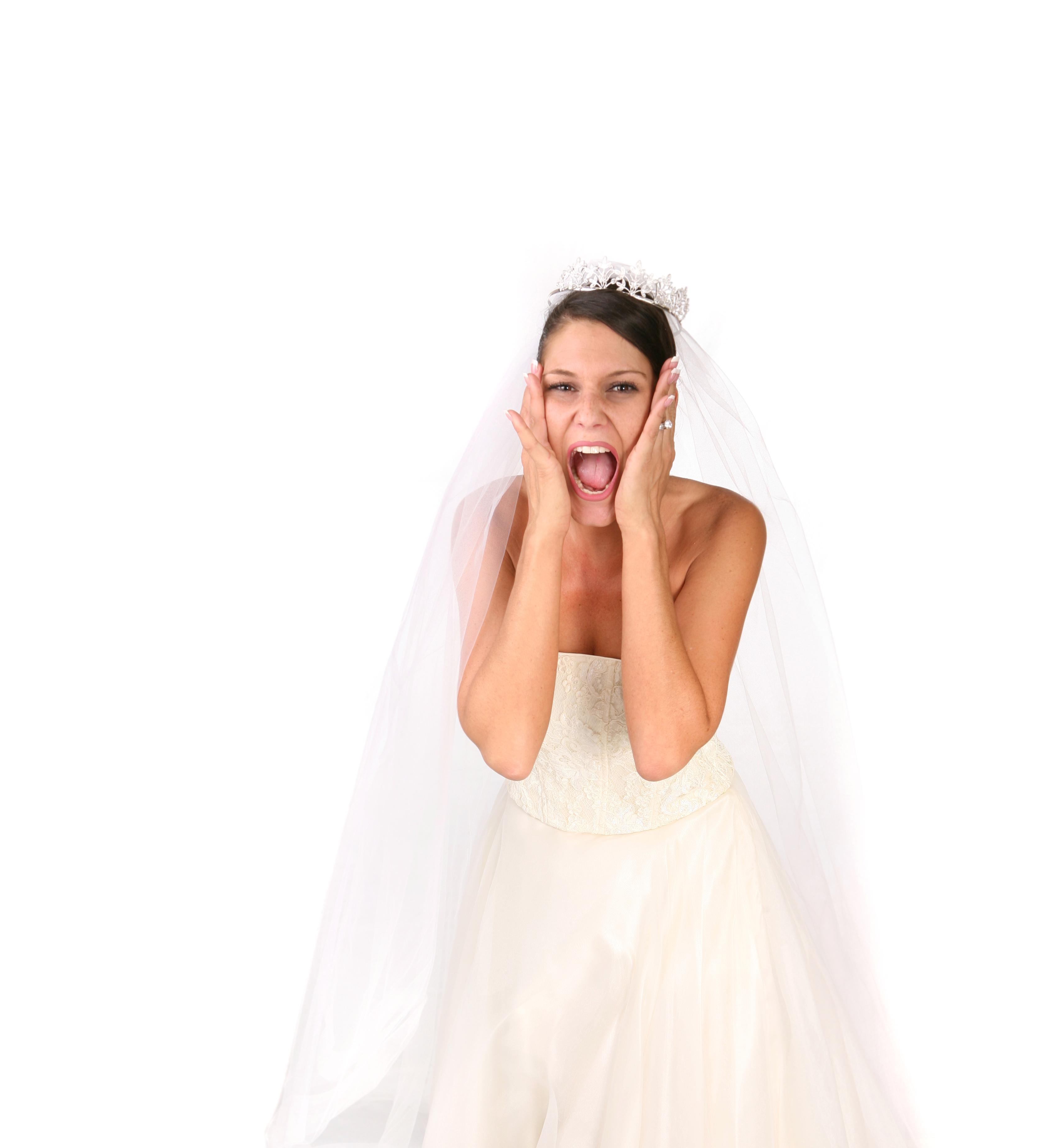 geen traditionele bruiloft