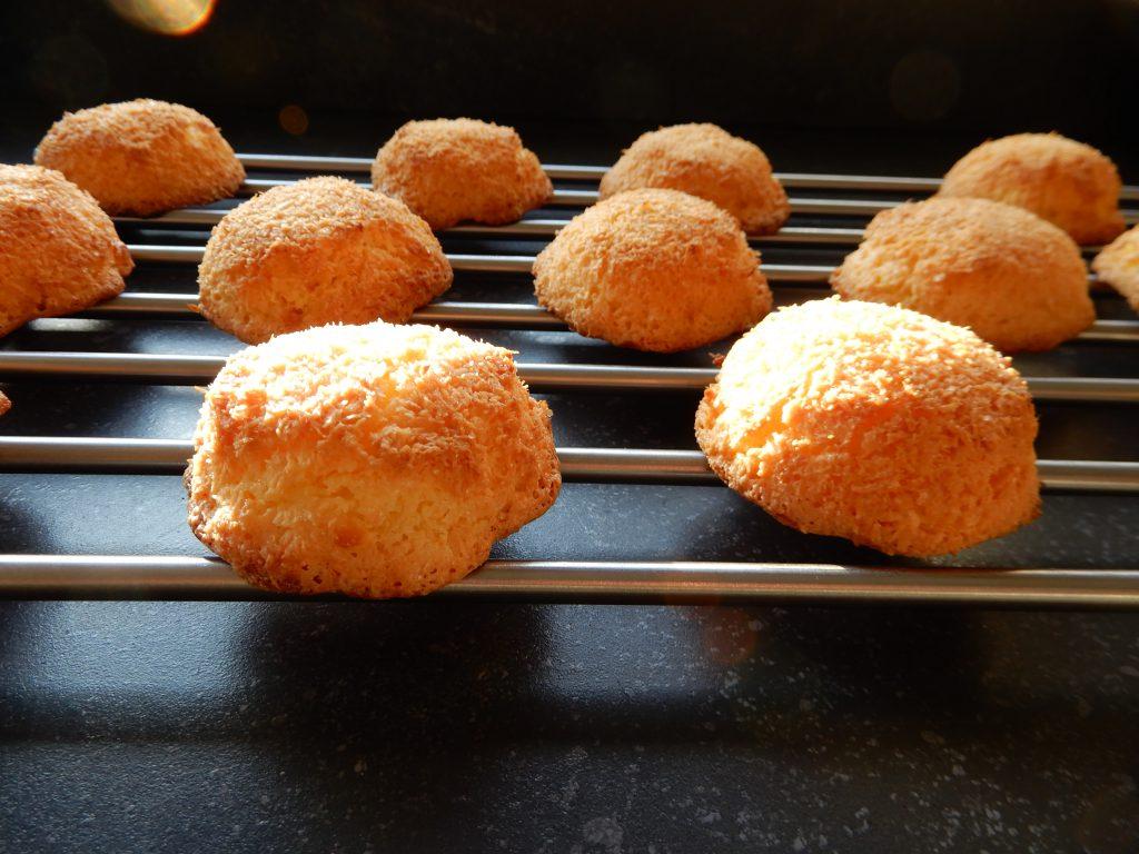 kokosbollen met chocola recept