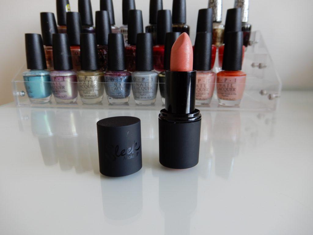 Favoriete beautyproducten sleek lipstick