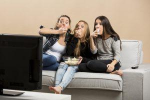 lekker tv kijken!