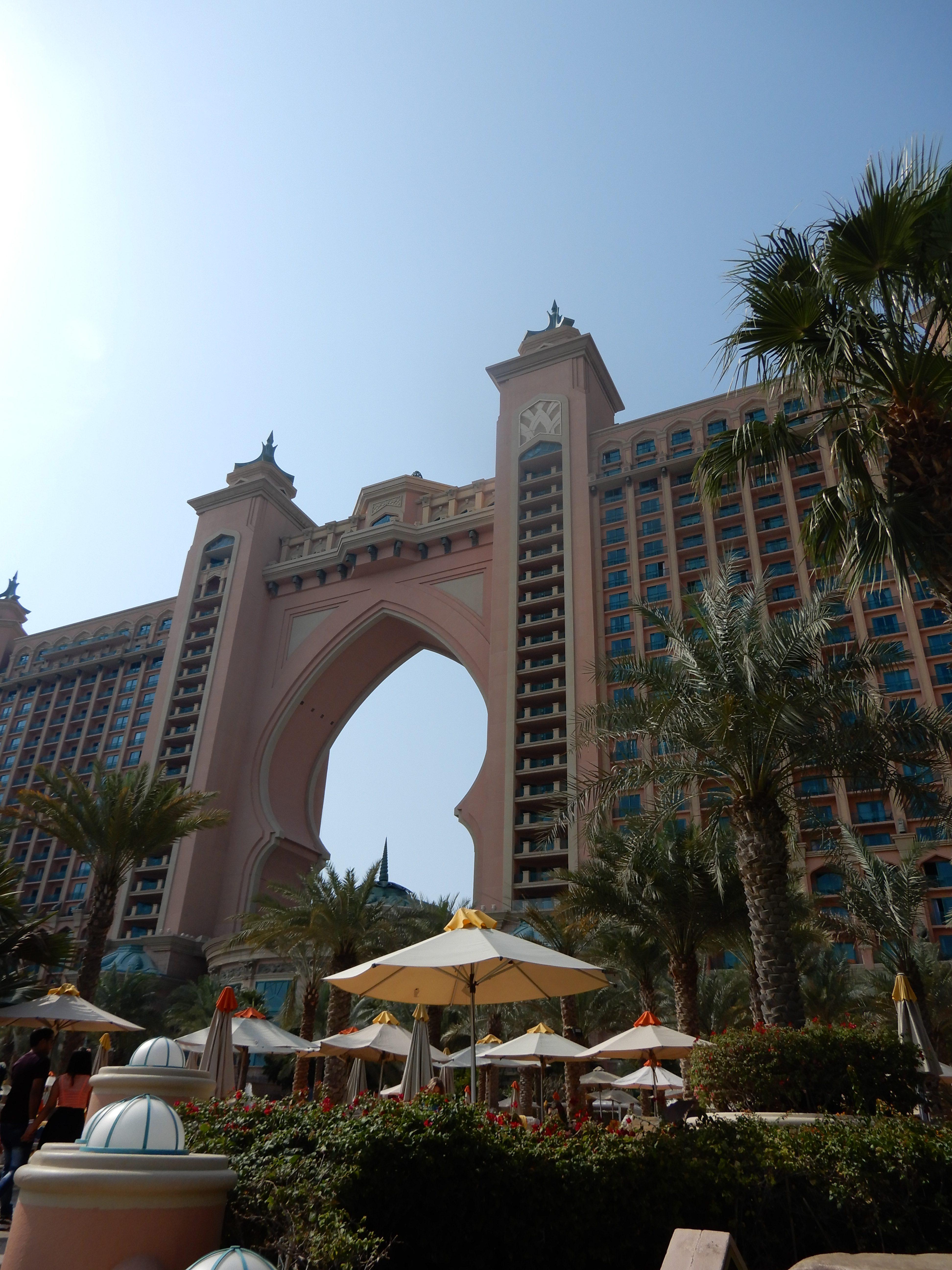 favoriete hotels dubai