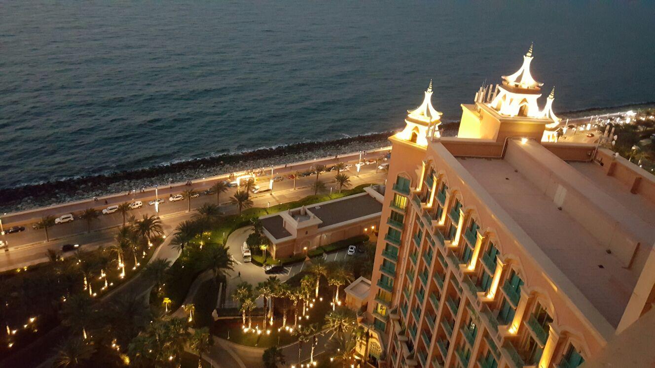 favoriete hotels dubai atlantis review luxe