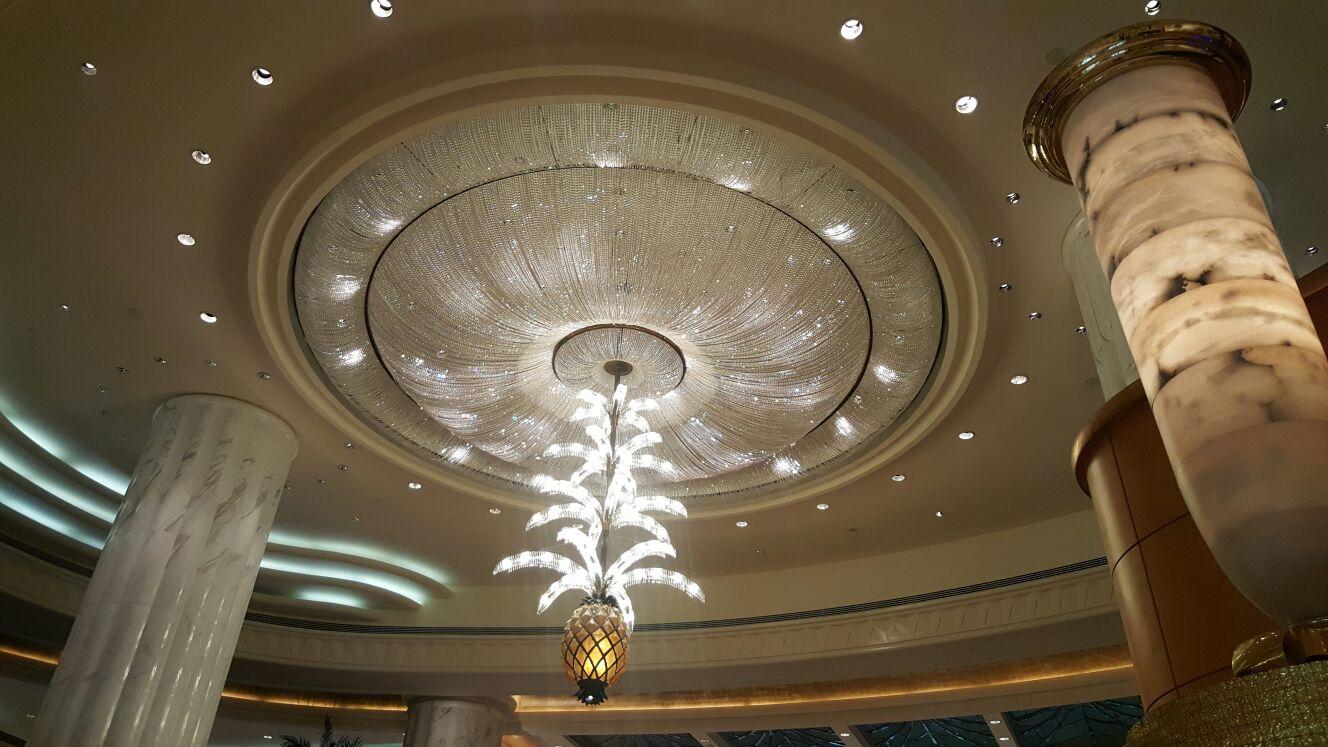review ervaring favoriete hotels dubai