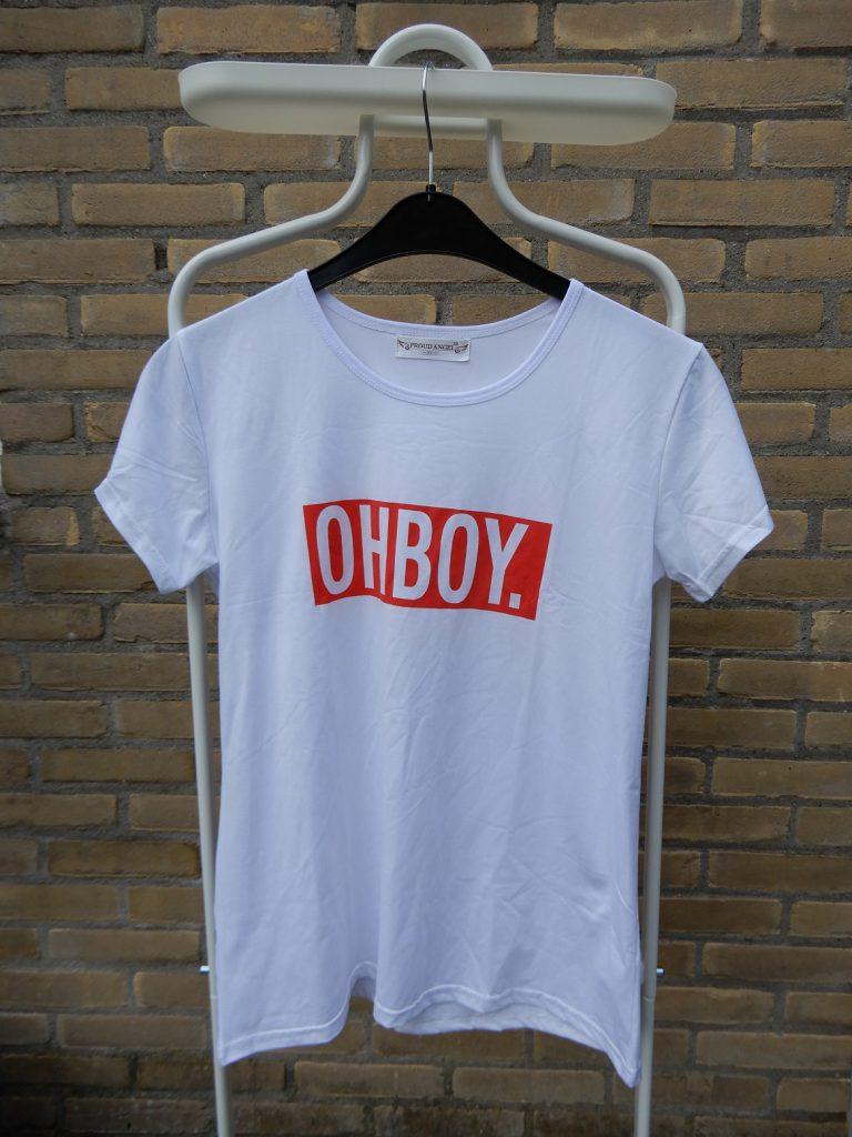 Aliexpress kleding shoplog - budget shoppen tshirt BurgertrutjesNL