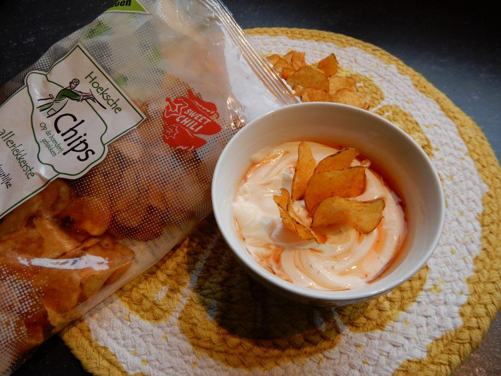 lekkere dip voor chips recept en review
