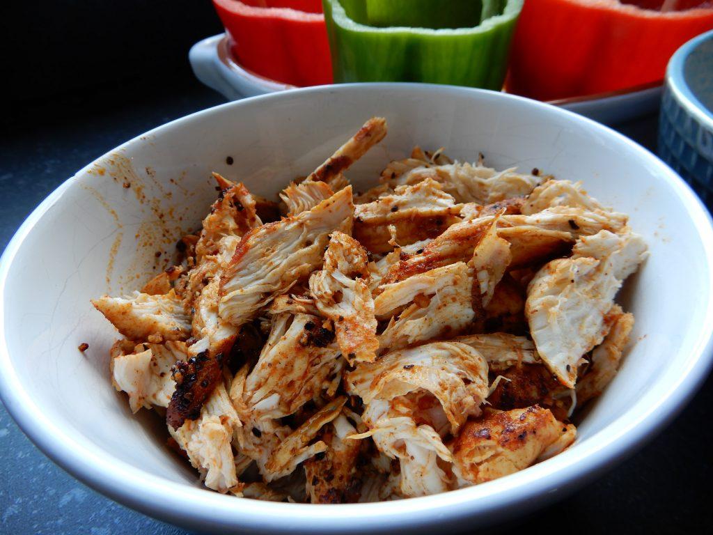 Gevulde paprika met kip, champignons en kaas RECEPT BurgertrutjesNL