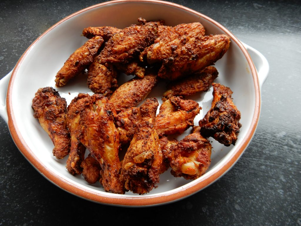 Knapperige chicken wings uit de oven RECEPT BUrgertrutjesNL