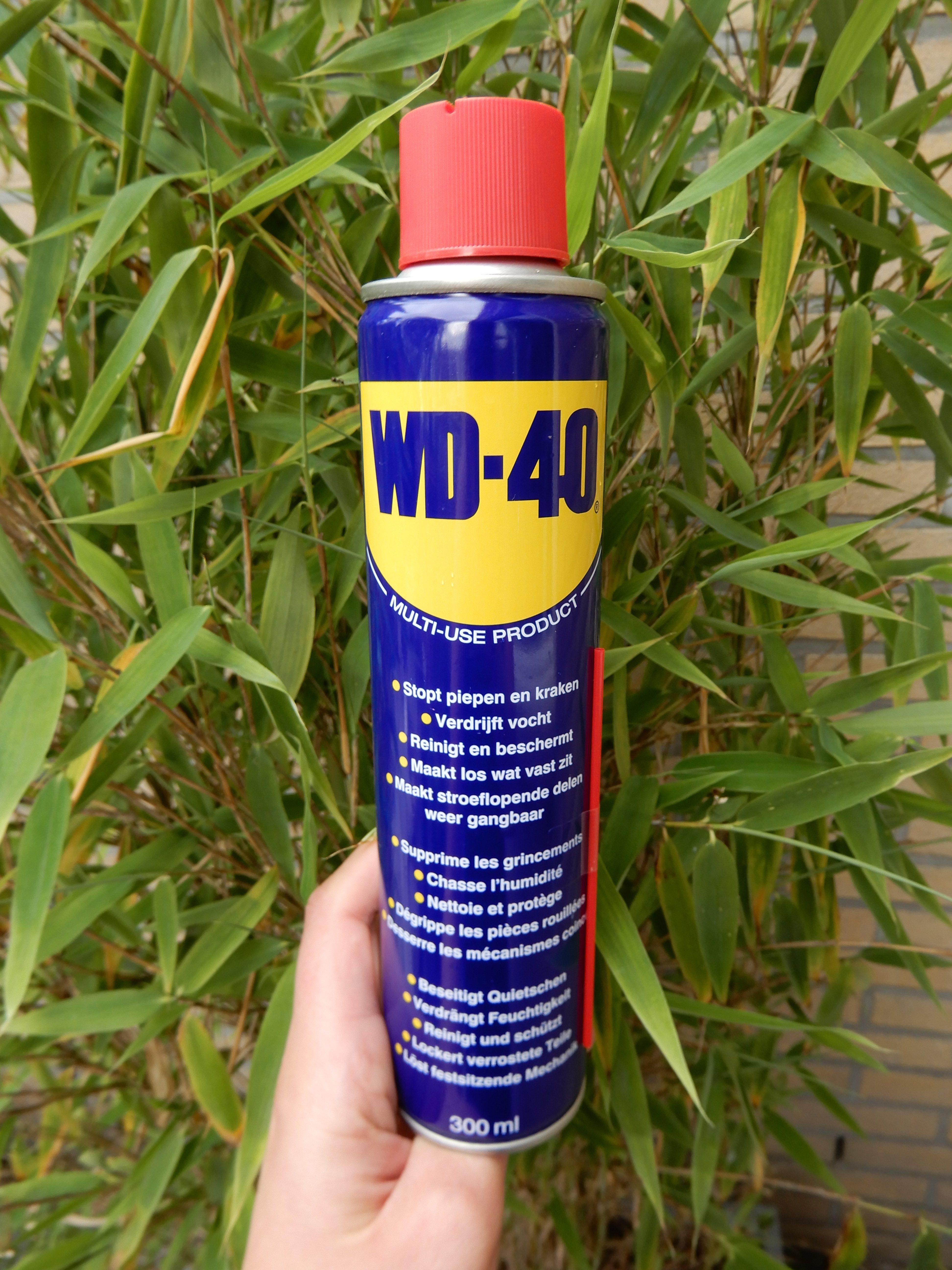 Life hacks met WD-40 - schoonmaaktips BurgertrutjesNL