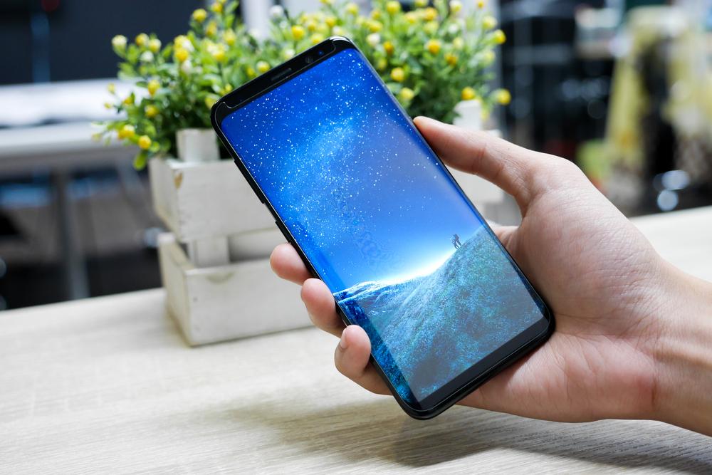 telefoonabonnement met onbeperkt data samsung s8 review BurgertrutjesNL
