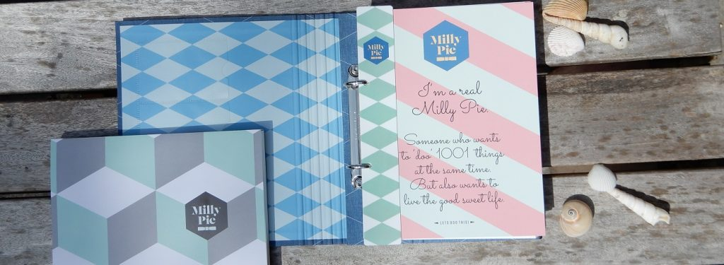 Review Milly Pie Planner burgertrutjesNL