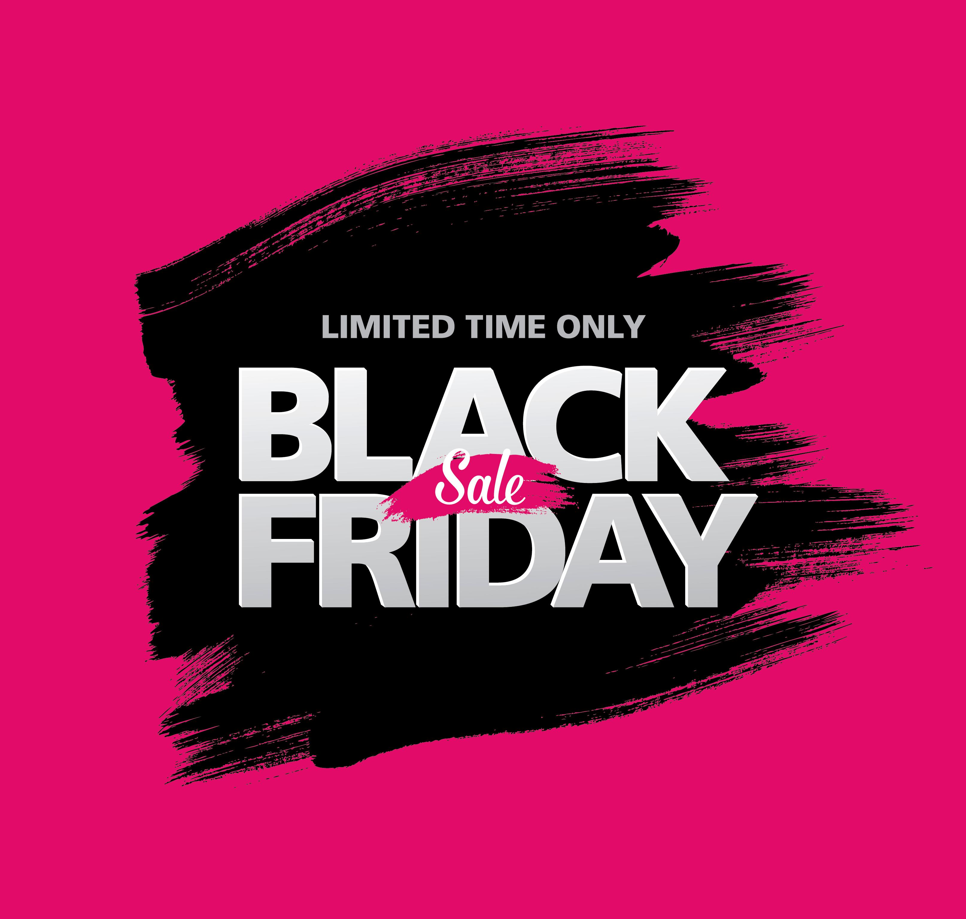 Shoppen tijdens Black Friday 2017 Nederland