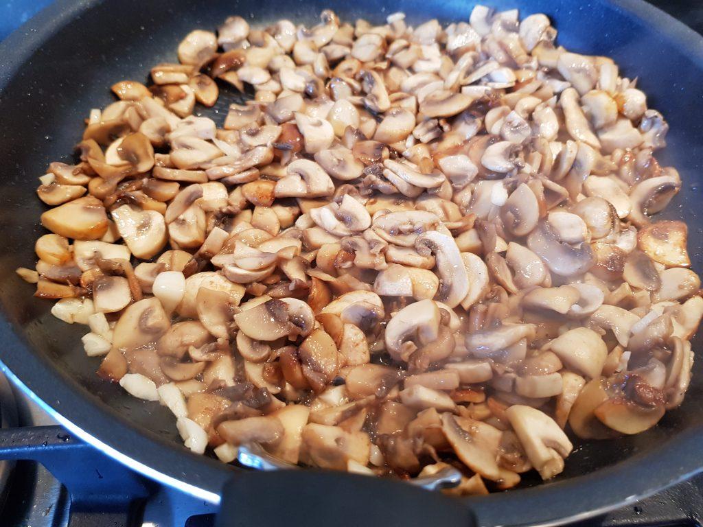 Recept champignons met bosui Burgertrutjes