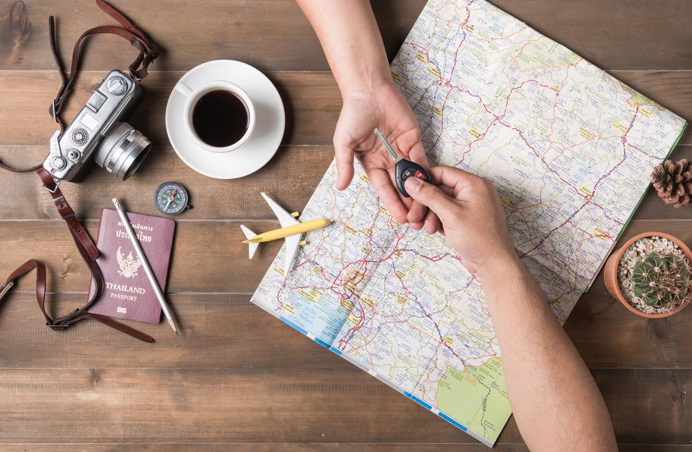 Tips auto huren buitenland, burgertrutjes, reis tips, vakantie tips, autohuren in het buitenland