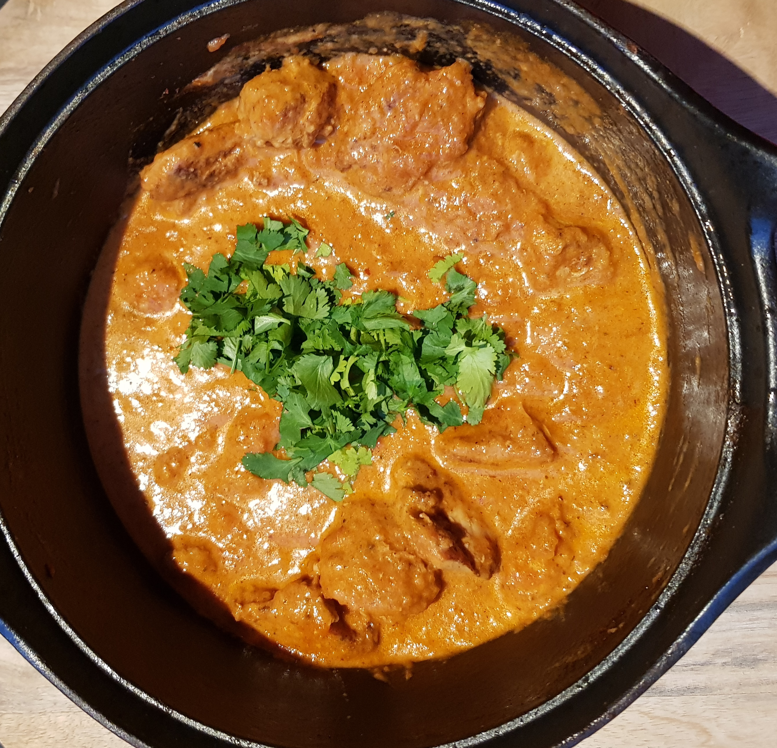 Recept Indiase butter chicken zonder pakjes en zakjes