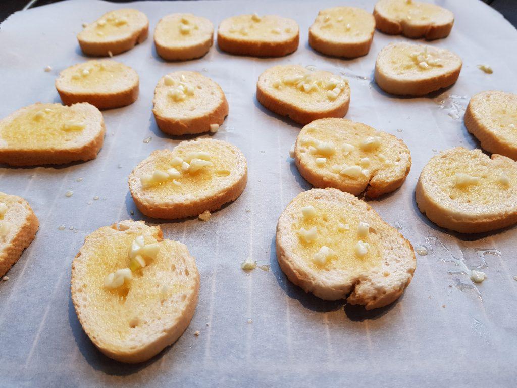 Champignons op toast recept burgertrutjes