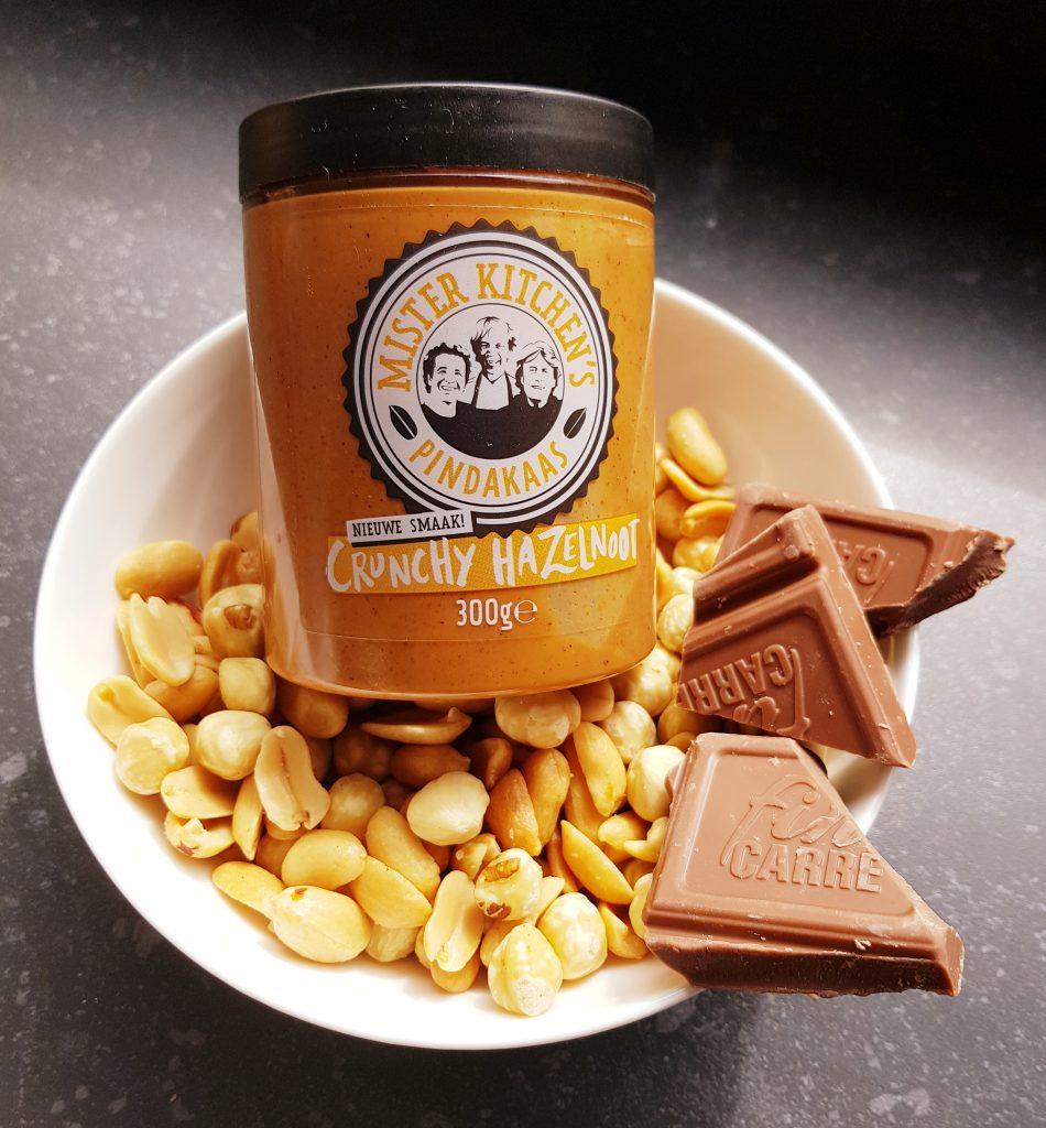 Recept snickers fudge. Fudge met pindakaas, fudge met noten. mister kitchen recepten