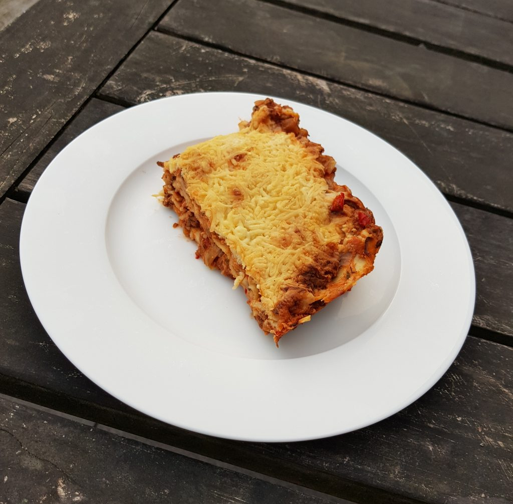 Lasagne zonder pakjes en zakjes recept burgertrutjesNL
