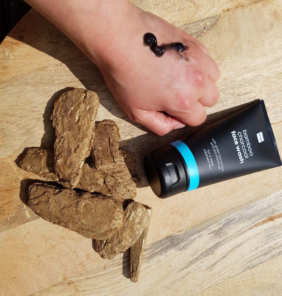 Review bamboo charcoal hema gezichtsverzoringsproducten