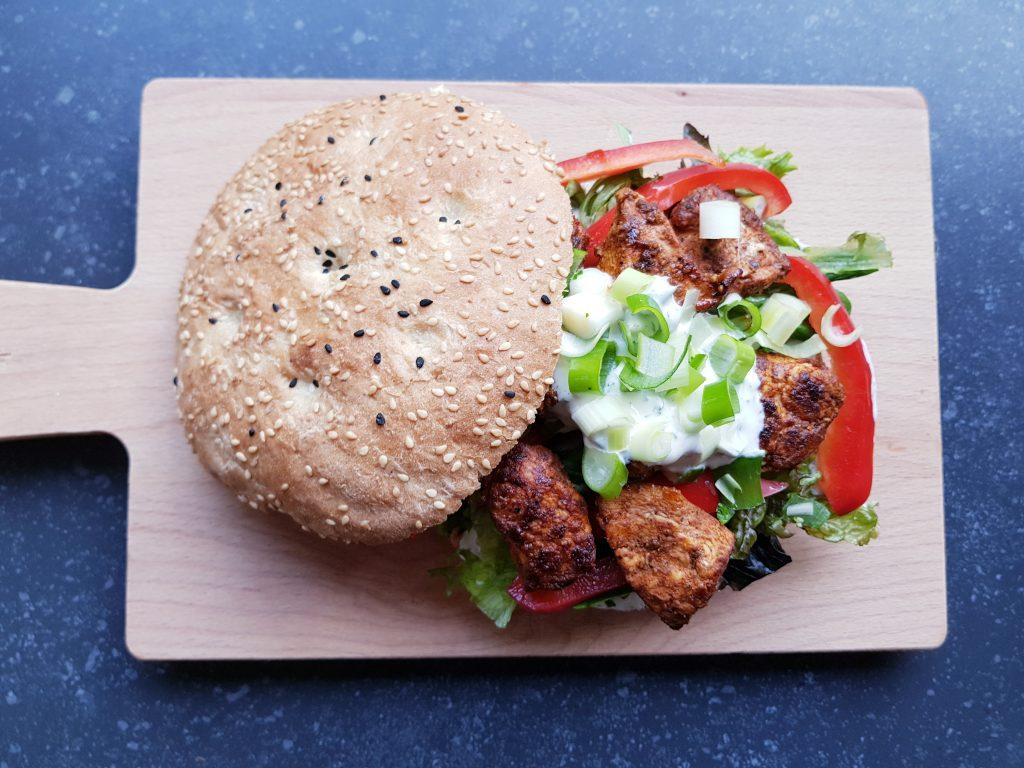 Recept kip shoarma zonder pakjes en zakjes