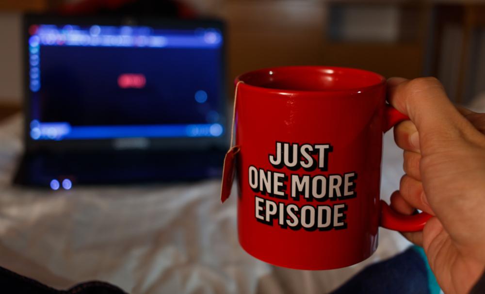 Favoriete series op Netflix