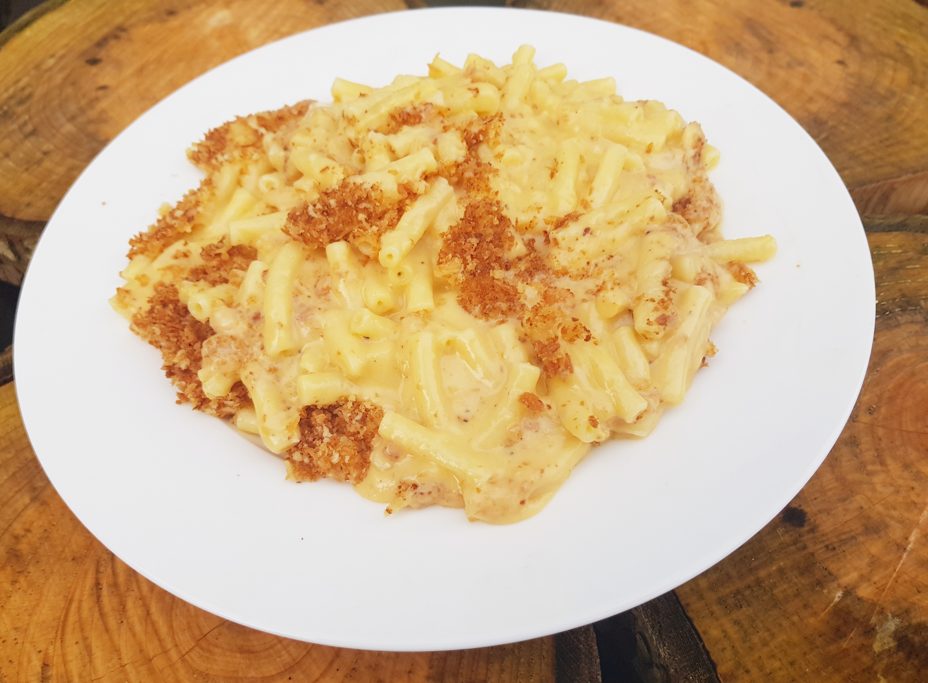 recept mac and cheese macaroni met kaas