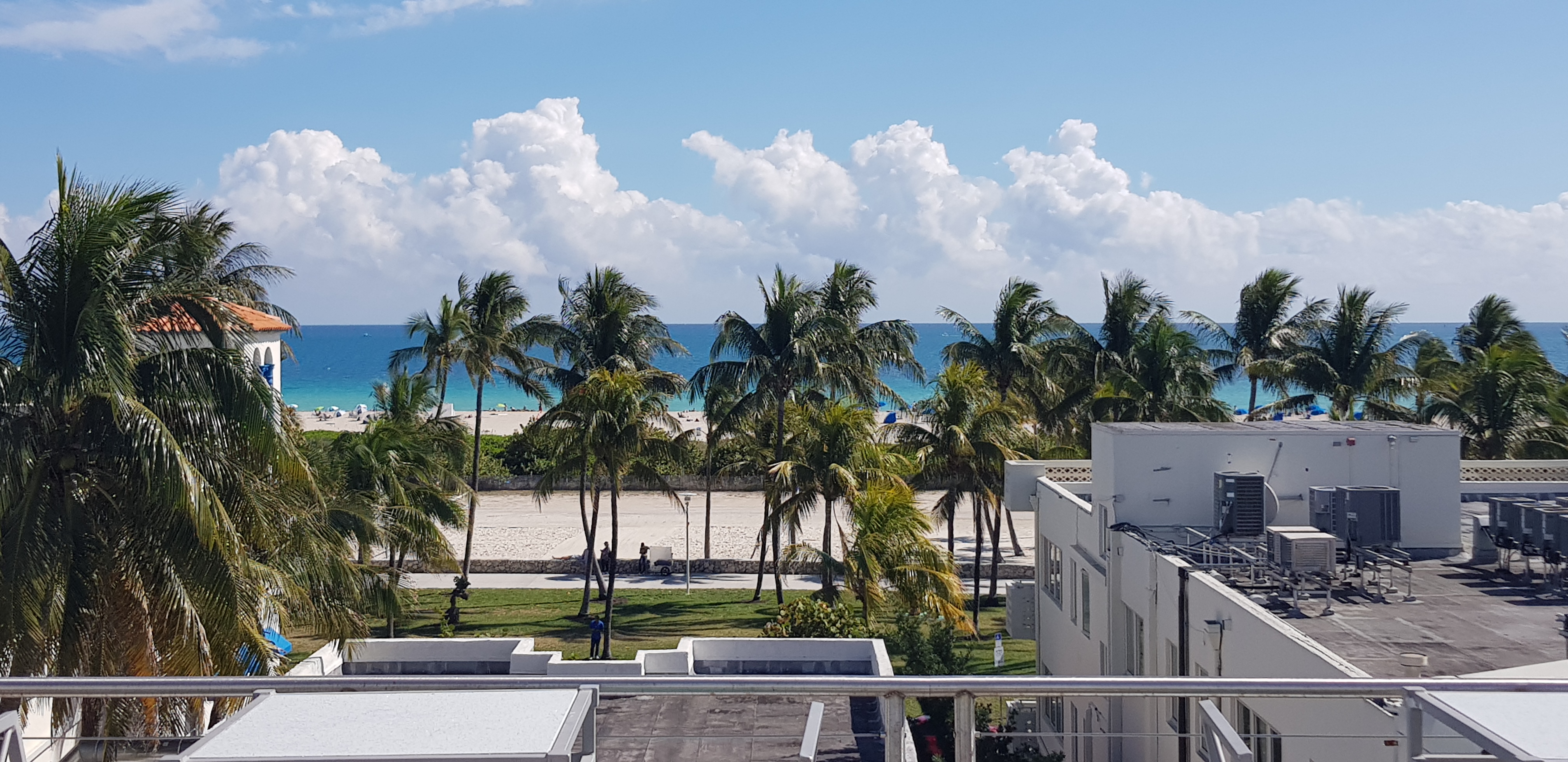 Hotel of south beach miami