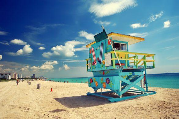 Miami reistips en hoteltips