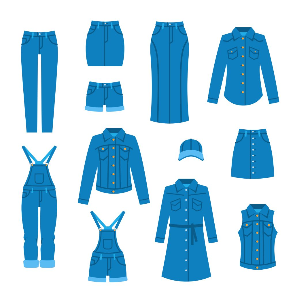 denim items voor een basic garderobe