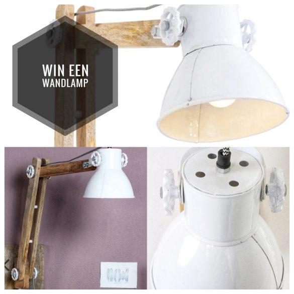 winactie win een hanglamp