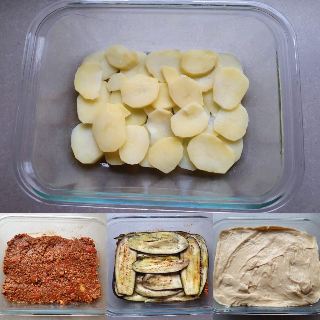 Griekse moussaka zonder pakjes en zakjes, recept, grieks eten, lekker eten