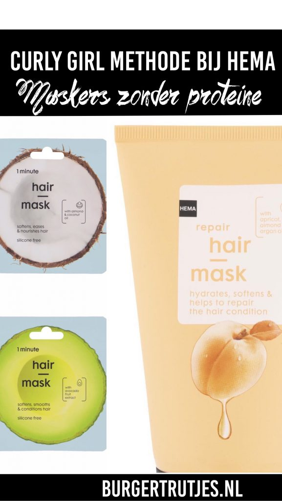 CG Maskers zonder proteine HEMA