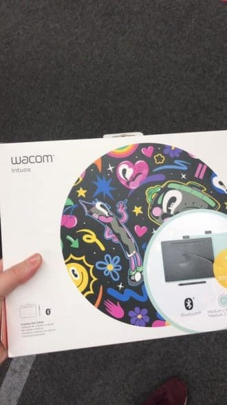 wacom intuos m review